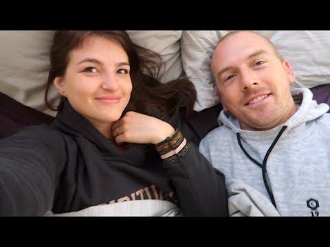 WAKING UP TOGETHER | Vegan Mukbang | VLOG | Jake & Nicole