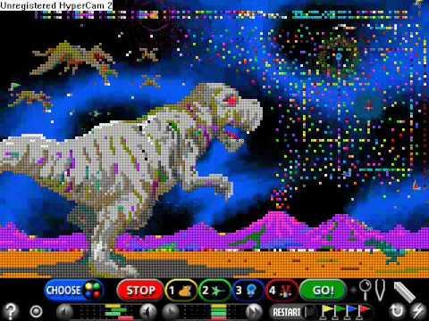Dinosaur Stomp - high quality