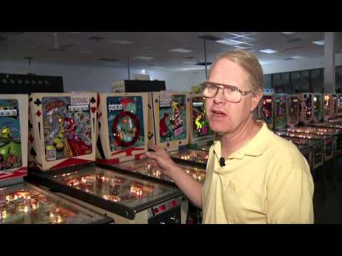 Cool in Vegas - Pinball Hall Of Fame Museum