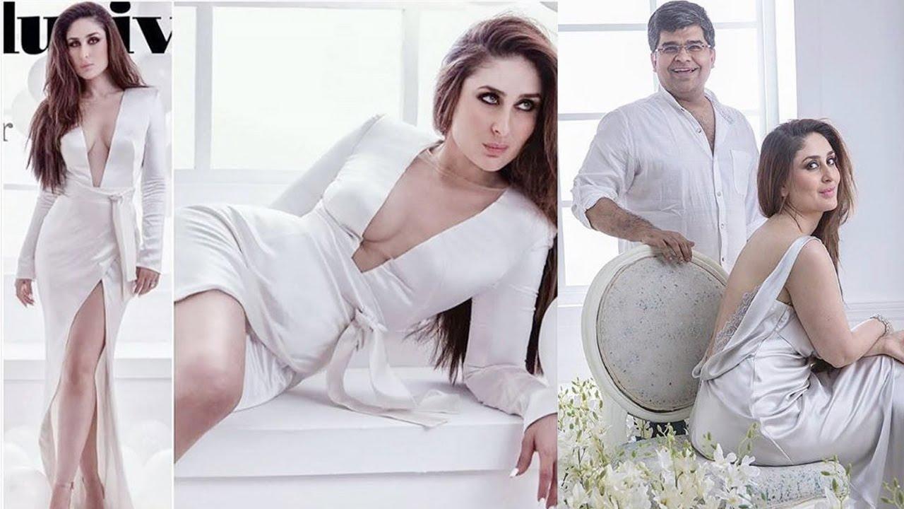 Kareena Kapoor Khans Latest Hot Photoshoot - Youtube-4413
