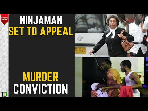 """NINJAMAN to APPEAL CONVICTION says Lawyer """"Valerie Neita-Robertson"""" - Privy Council if required."""