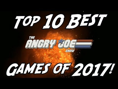 Top 10 BEST Games of 2017!