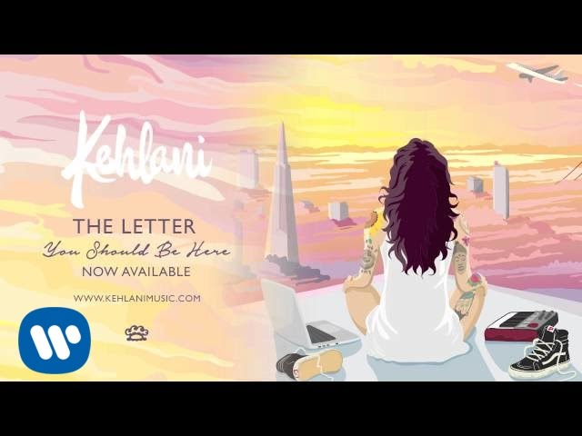Kehlani   The Letter (Official Audio)   YouTube