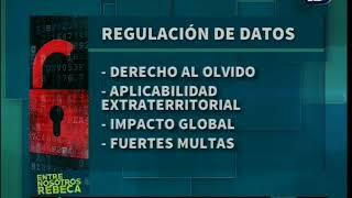 Nueva regulación para la protección de datos personales