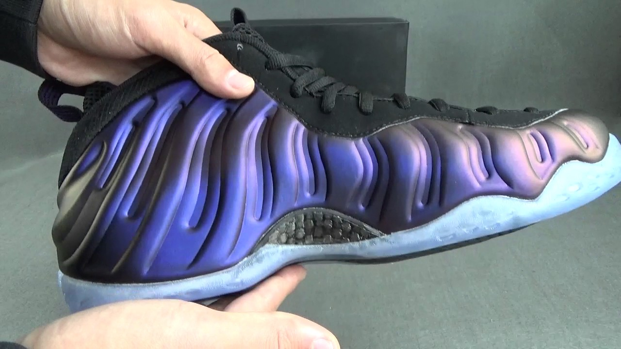 16981f8247a Nike Air Foamposite One Eggplant 2017