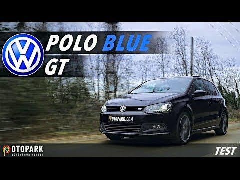 Volkswagen Polo BlueGT (2014) | GTI Yerine Tercih Edilir Mi? | TEST
