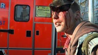 1. Mai in Hamburg: Missglückter Einsatz der Reiterstaffel