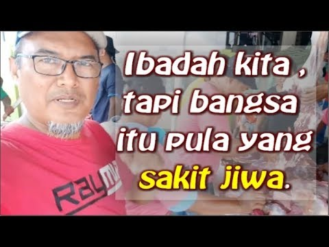Edhul Adha 2019 Surau Al Ehsan: Malu apa bossku!