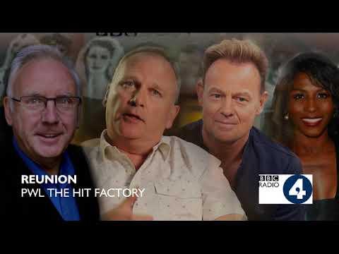 Reunion - PWL Hit Factory - Pete Waterman, Phil Harding, Jason Donovan (& Radio 4's Sue MacGregor)