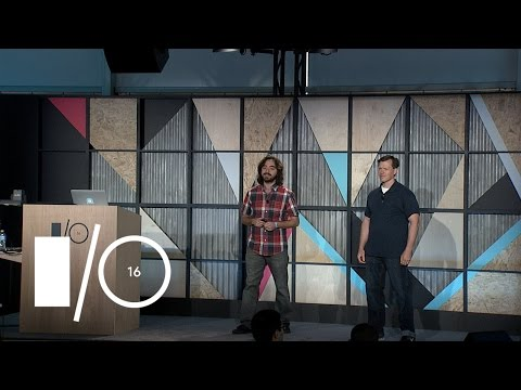 Advanced Data Binding - Google I/O 2016