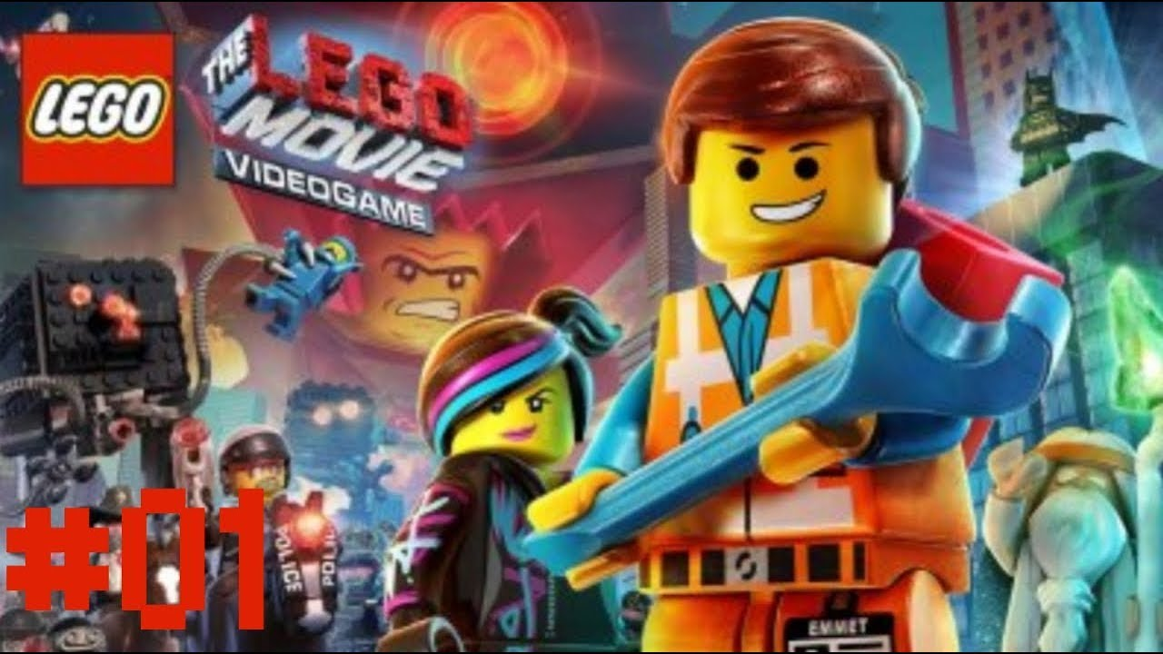 The Lego Movie Videogame 1 Hier Ist Alles Super Youtube
