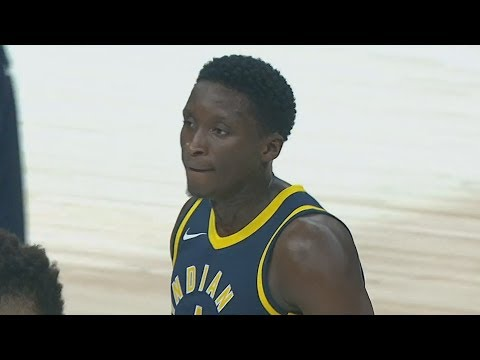 Victor Oladipo, D'Angelo Russell Debut! Jeremy Lin Injury Nets vs Pacers 2017-18 Season