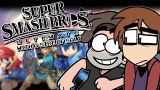 Super Smash Bros Ultimate with a side of salt (Ft. Lythero)