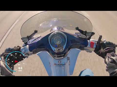 VLOG: Super Cub Commute - Prep For Vacation, Cub On The Highway