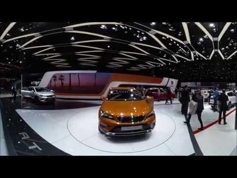 360° Video of Geneva International Motor Show 2016 - TdG
