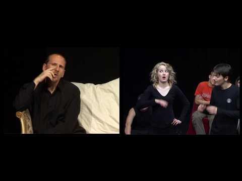 National English Language Drama Festival in Veszprém history video