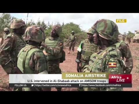 Al-Shabaab militants killed in U.S.-led operation