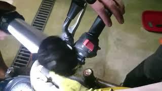 Wrenching: výměna brzdové kapaliny