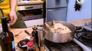Жить вкусно с Джейми Оливером  27 серия/жаркое из курицы