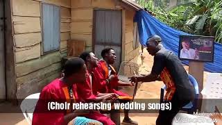 Woliagba holds wedding in IPM part one