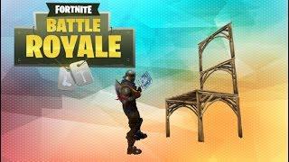 Warum steht da ein Stuhl? (Fortnite: Battle Royale EpicShit)