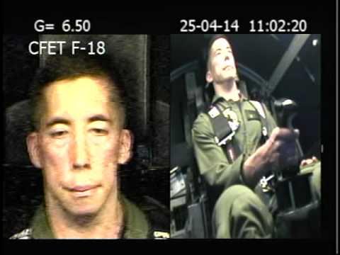 Centrifuge/G-Force Training (CFET)