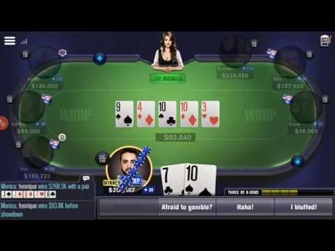 World Series Of Poker - Dicas de como Jogar Online ✔ (Para Iniciantes)
