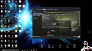 """Tutorial - """"Fatal Error - Steam must be running to play this game"""""""