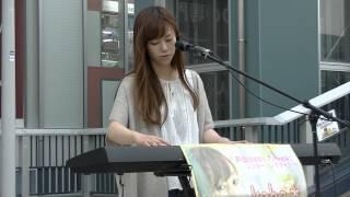 kaho*さん 横浜市出身のピアノ弾き語りシンガーソングライター。戸塚区...