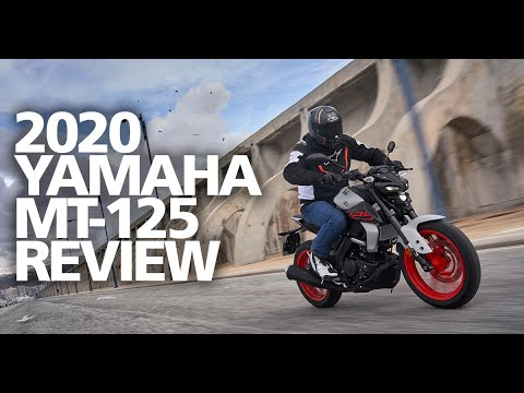 Yamaha MT-125 (2020) Review