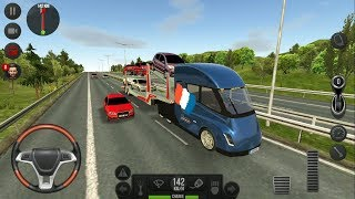 Truck Simulator 2018 : Europe - #27 Fast Truck Driving | Truck Games 3D - Android iOS GamePlay FHD