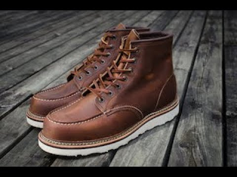 Red Wing HERITAGE 1907 Review - YouTube