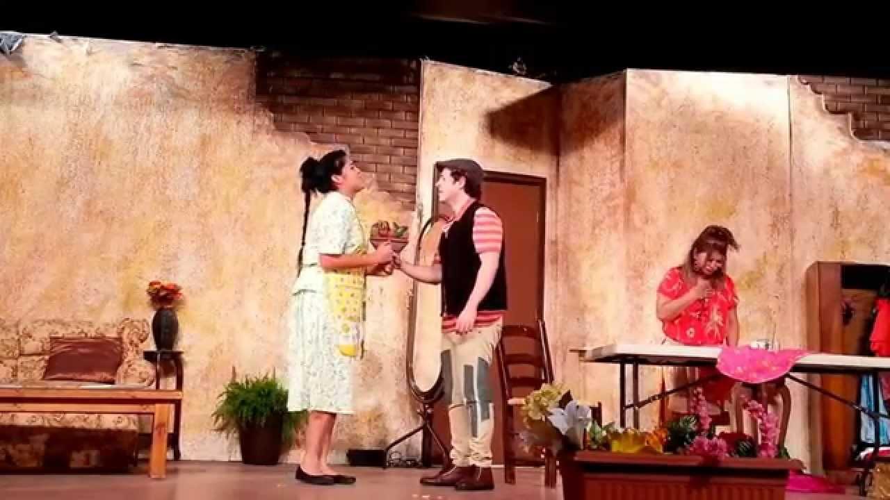 """ EL CENSO "" Teatro Nena Delgado 2015 - YouTube"