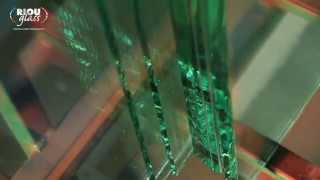 RIOU Glass, leader in the flat glass processing business