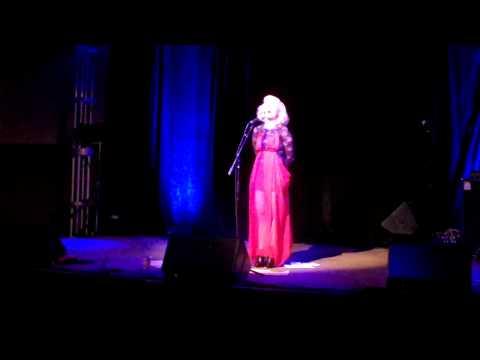 "Emily West's ""One Woman Show"" Live part 1"