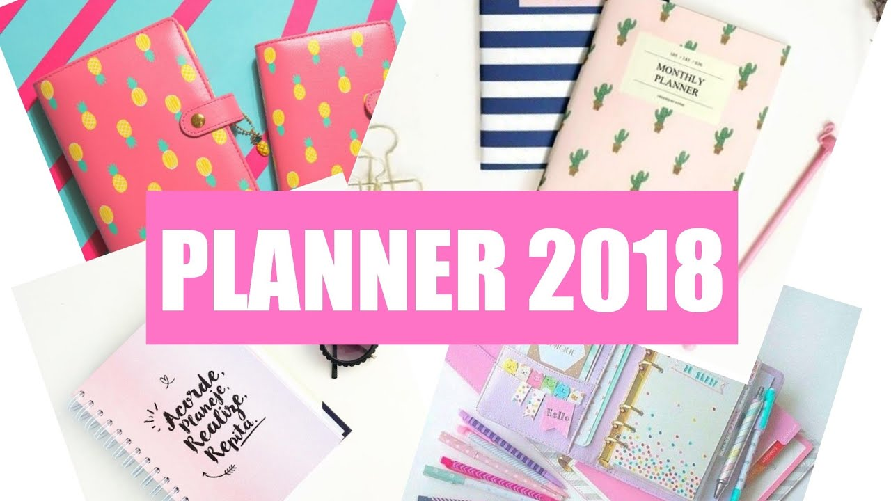 graphic relating to Planner Tumblr identify PLANNER 2018 - COMO FAZER! - Do-it-yourself PLANNER TUMBLR