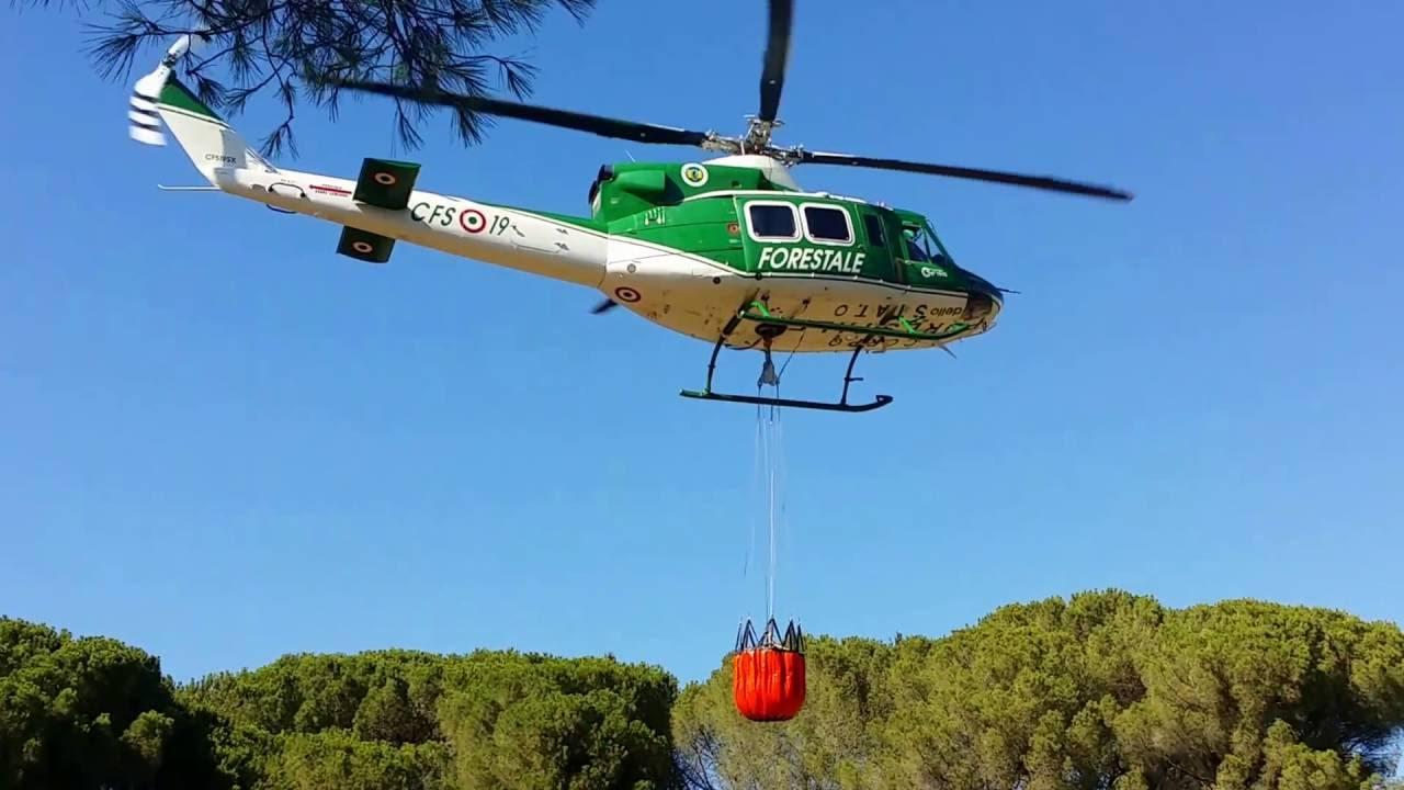 Elicottero 355 : Collaborazione elicottero c f s e n v e protezione civile youtube