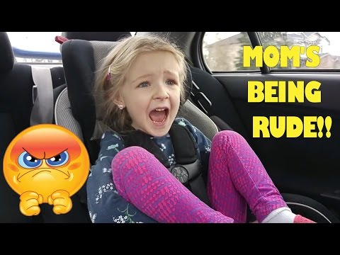 Yes or No for Not?!?! Was Mom Being Rude? thumbnail