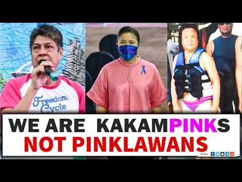 TAWAGIN DAW SILANG KAKAM'PINKS' AT HINDI PINKLAWANS -  (2020)