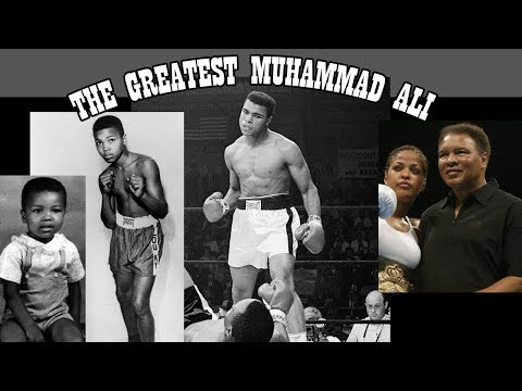 La Motivadora Historia De MUHAMMAD ALI, El Hombre Que Sacudió Al Mundo