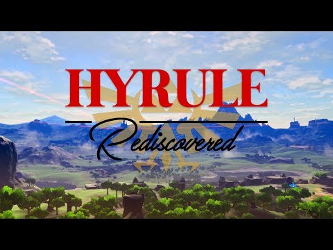 Hyrule Rediscovered: A Travel Show - Hyrule Ridge/Hebra [Zelda BotW]
