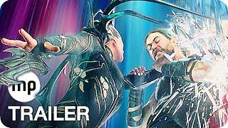 Thor 3 Ragnarok Clip, Featurette & Trailer German Deutsch (2017)