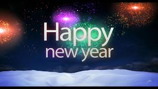 HAPPY NEW YEAR 2020 ANIMATION VIDEO