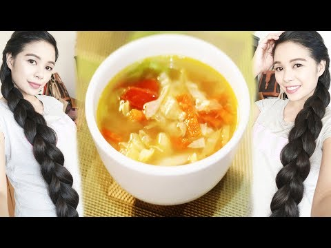 Cabbage Soup Diet Recipe For Weight Loss & Hair Growth-Beautyklove