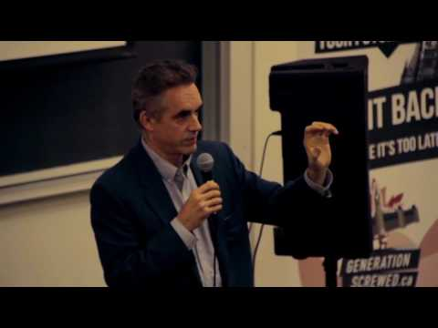 Jordan Peterson | Post-Modernism vs. Modernism at the Toronto Action Forum