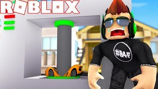 CRUSHING MY EXOTIC CARS in ROBLOX CAR CRUSHERS 2!