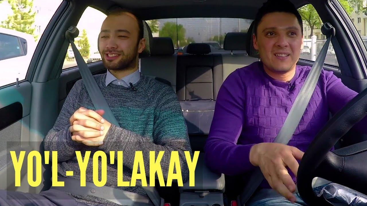 Yo'l-yo'lakay - Alisher Uzoqov