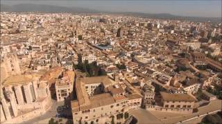 View from above: Mallorca in 4K, Autumn@2015