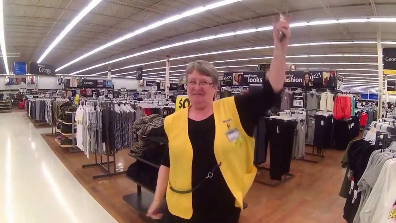 Rap Dancing Grandmother