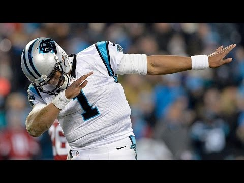 Cam Newton Highlights 2016 -
